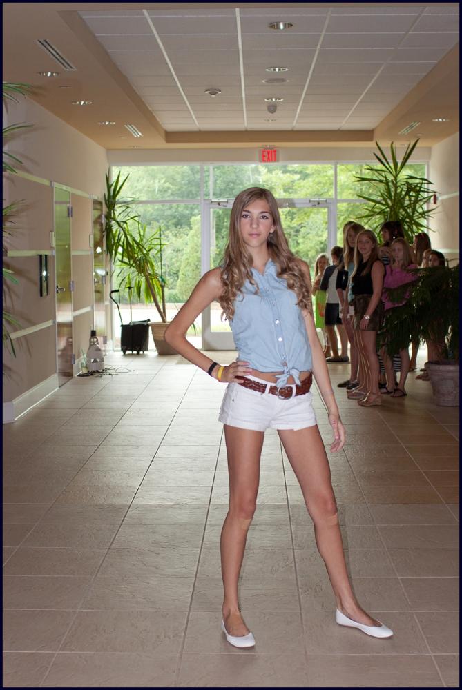 Fashion show Workshop at LA Studio for Fashion & Modeling